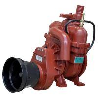 Vývěva na fekál B&P MEC 2000 M, kompresor s olejovým čerpadlem kapacita 2750 l/min