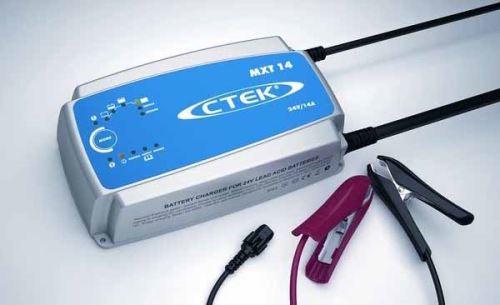 Nabíječka baterií 24V 14A CTEK MXT 14